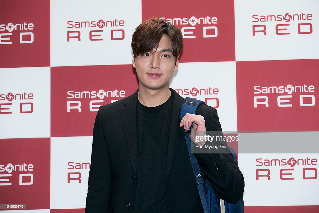 "Samsonite Red ""Red Say With Lee Min-Ho"" Talk Concert"