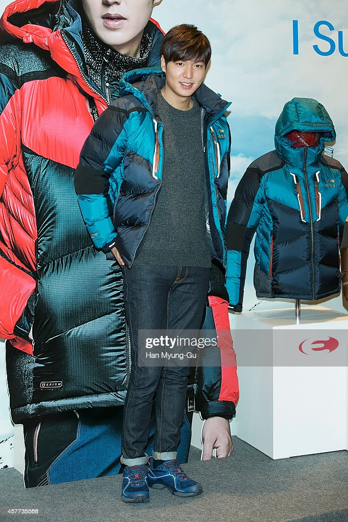 Lee Min-Ho Autograph Session For EIDER