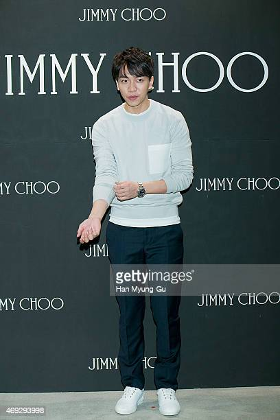 359035c872d South Korean actor Lee SeungGi attends the  Jimmy Choo  Moments In Style  Party on