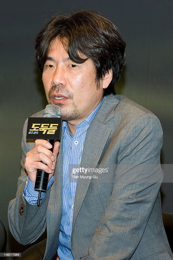 """KOR: """"The Thieves"""" Press Conference"""