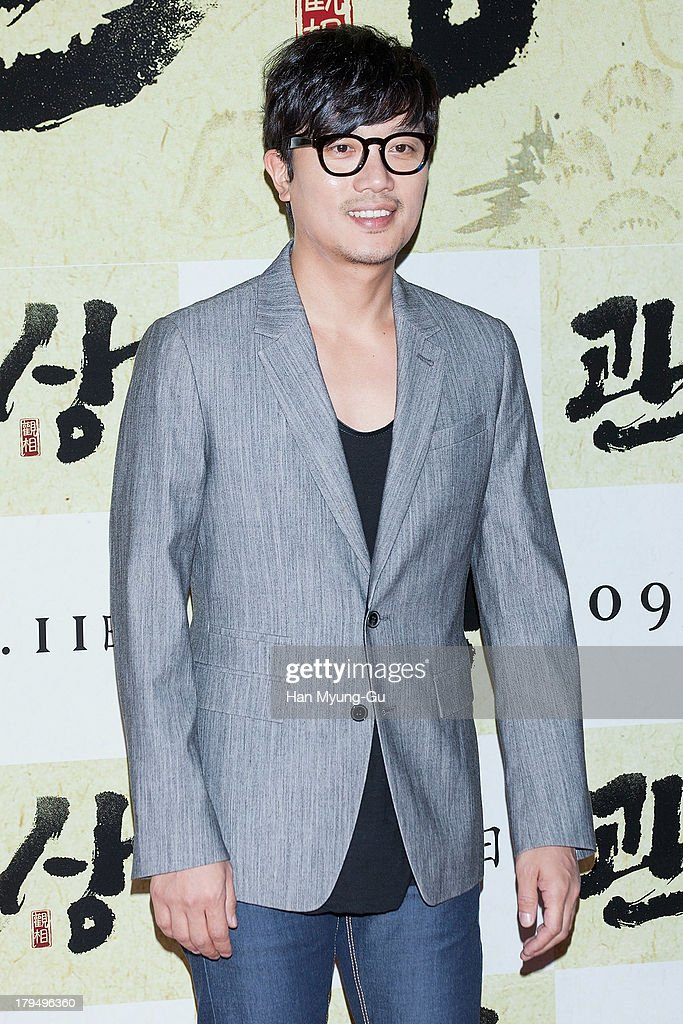 South Korean actor Park Hee-Soon attends during 'The Face Reader' VIP screening at the CGV on September 4, 2013 in Seoul, South Korea. The film will open on September 11, in South Korea.