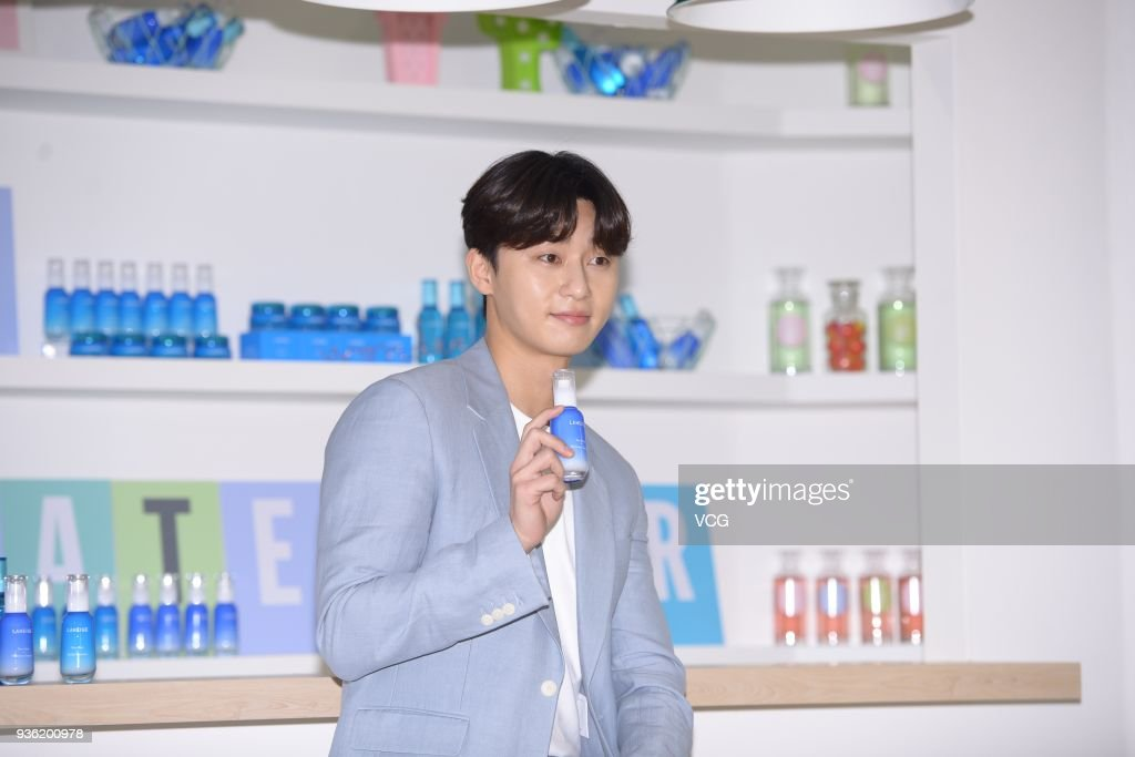 Park Seo-joon Attends Commercial Event In Seoul