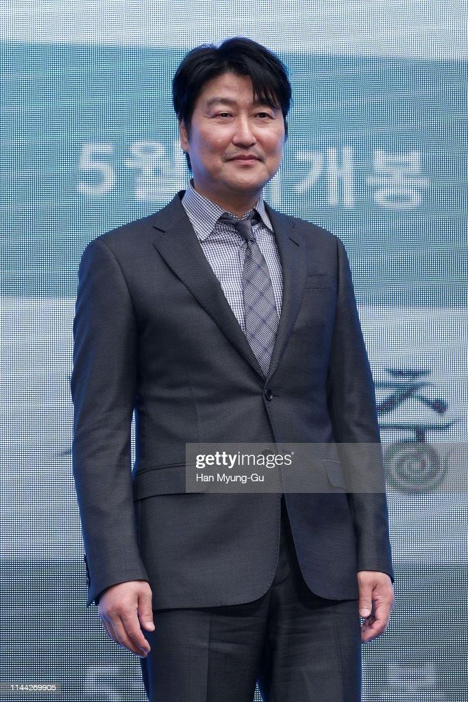 "KOR: ""Parasite"" Press Conference In Seoul"