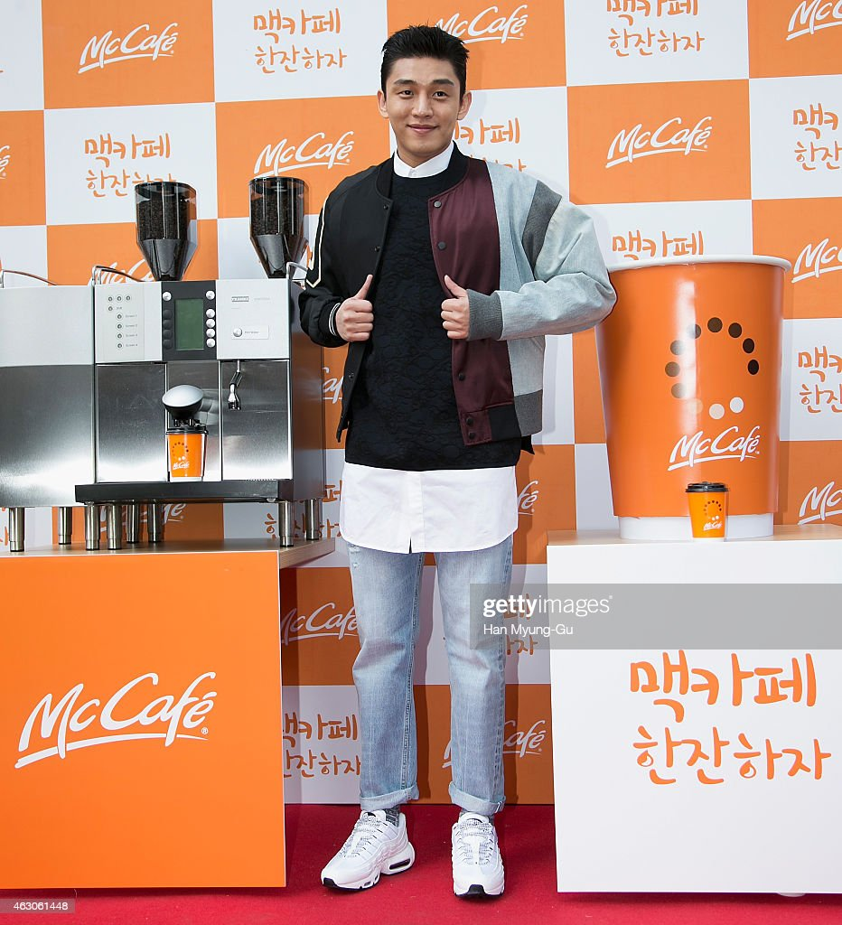 "McDonald' Korea ""McCafe"" Promotional Event"
