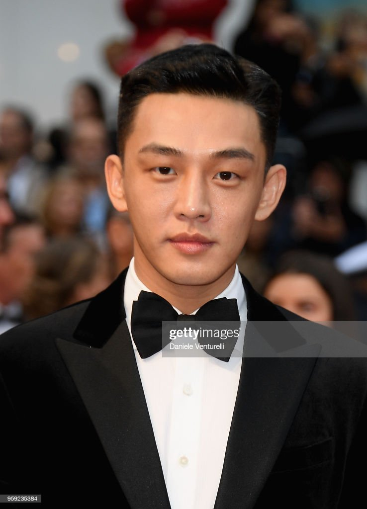 """""""Burning"""" Red Carpet Arrivals - The 71st Annual Cannes Film Festival"""