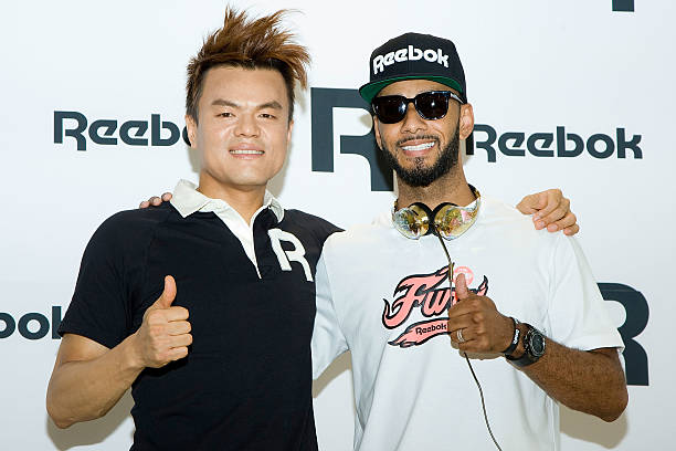 """KOR: """"Reebok"""" Collaboration With Park Jin-Young"""