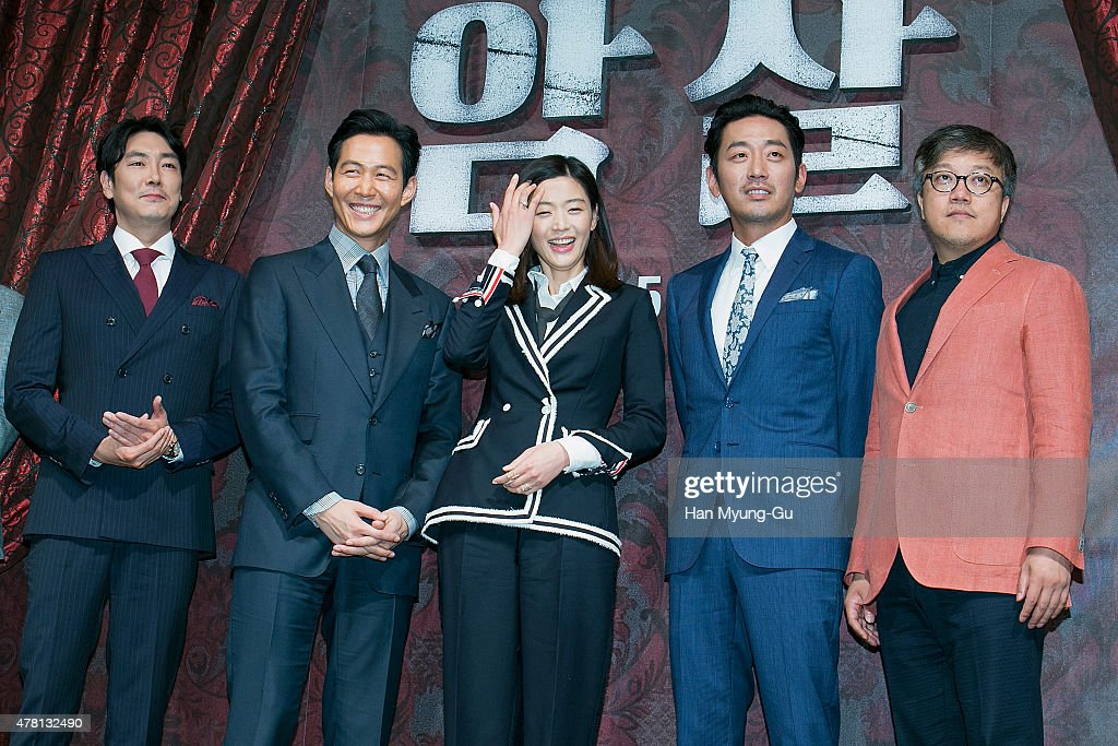 'Assassination' Press Conference In Seoul