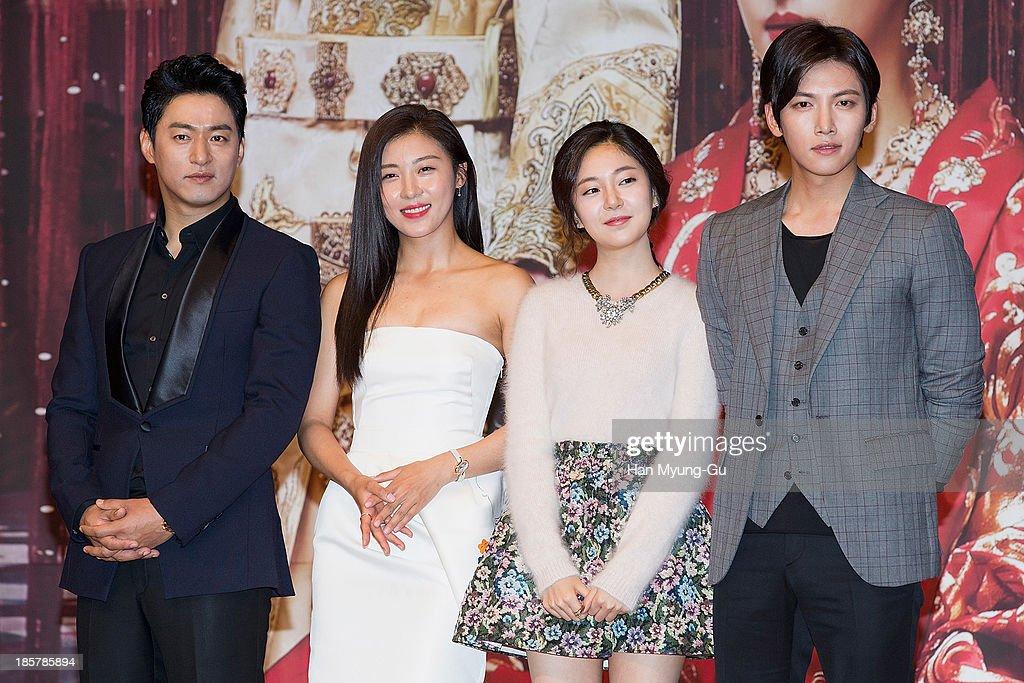 "MBC Drama ""The Empress Ki"" Press Conference In Seoul"