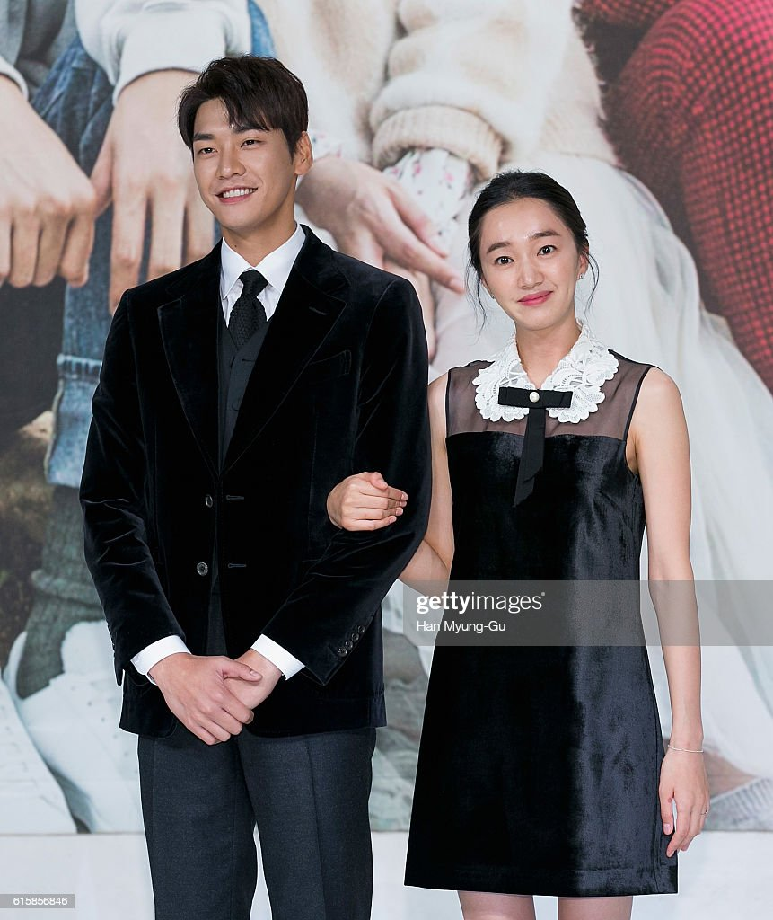 "KBS Drama ""Sweet Stranger and Me"" Press Conference In Seoul"