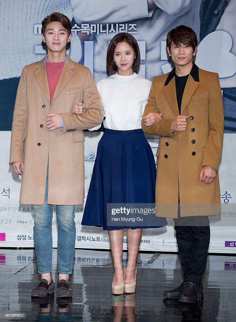 "MBC Drama ""Kill Me Heal Me"" Press Conference In Seoul"