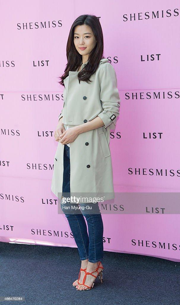 """SHESMISS"" 1st Anniversary Nonhyun Store Opening - Photocall"