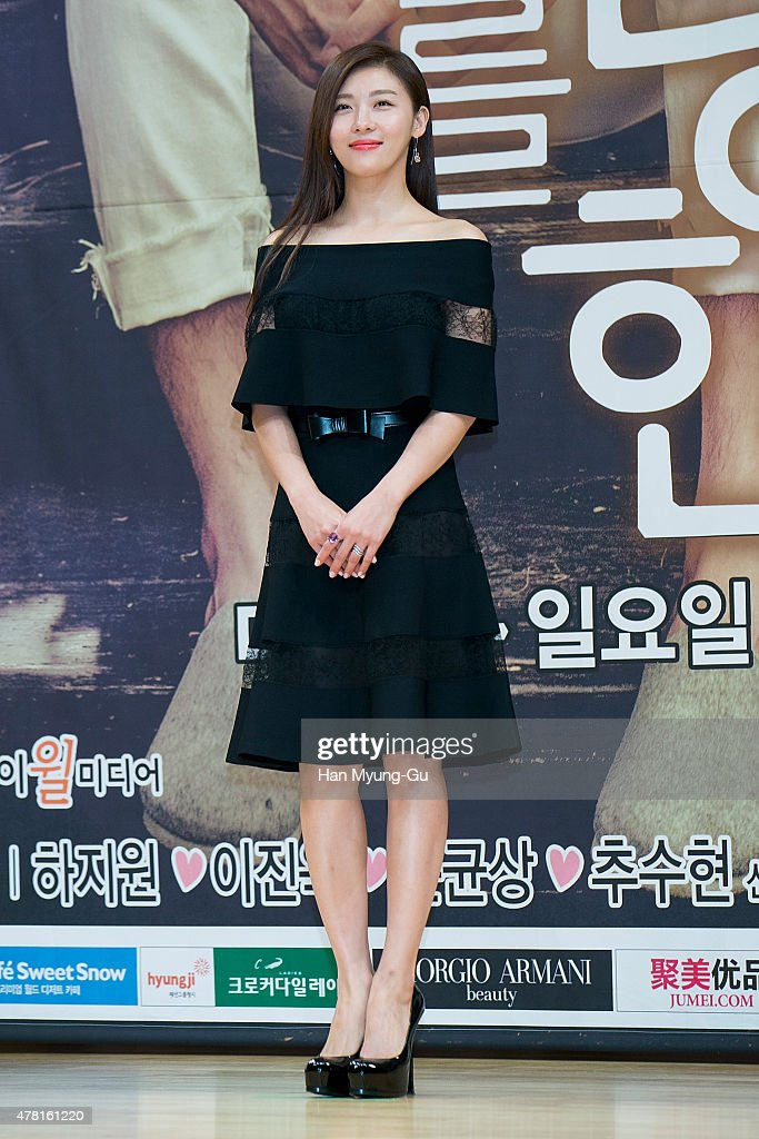 """SBS Drama """"The Time We Were Not In Love"""" Press Conference In Seoul"""