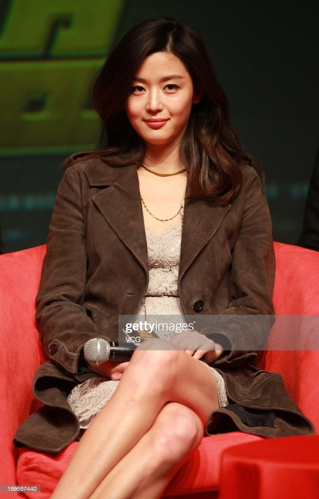 """The Thieves"" Press Conference In Beijing"