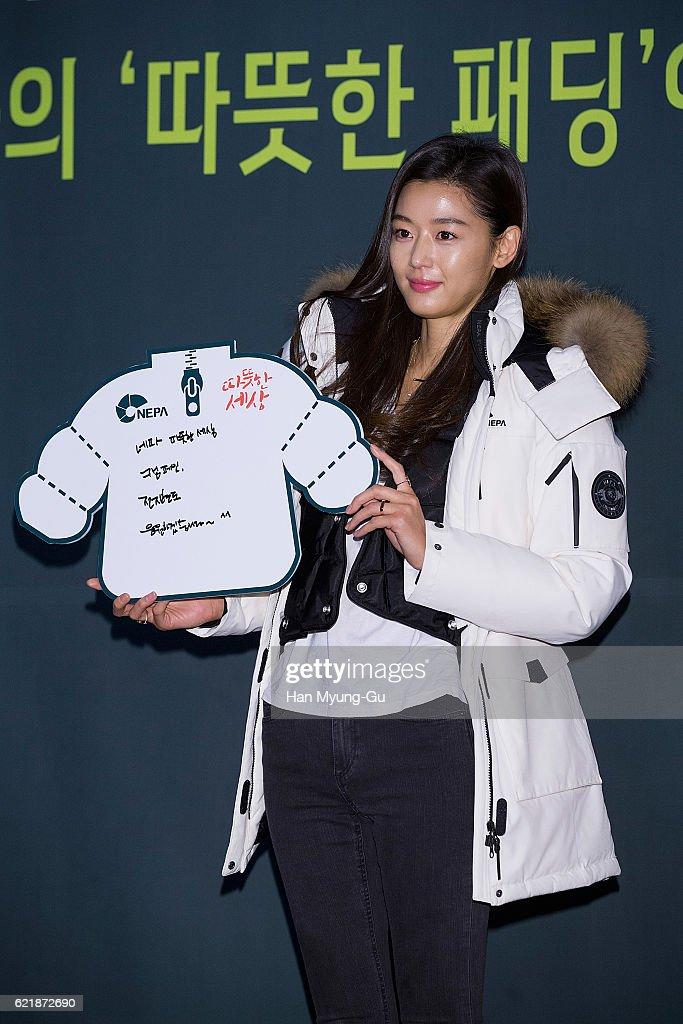 'NEPA' Warm World Campaign With Gianna Jun