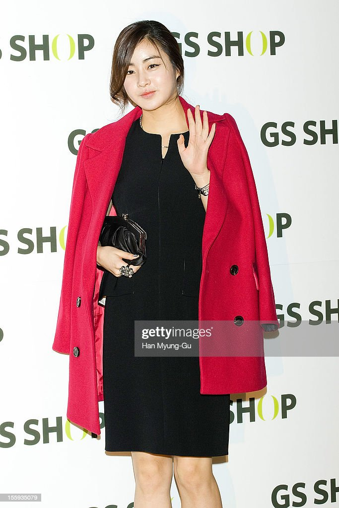 'GS Shop' 2012 Winter Collection : News Photo