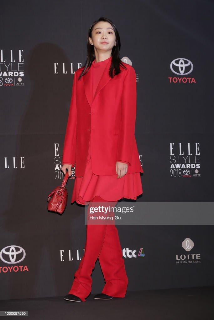 ELLE Style Awards in Seoul : News Photo
