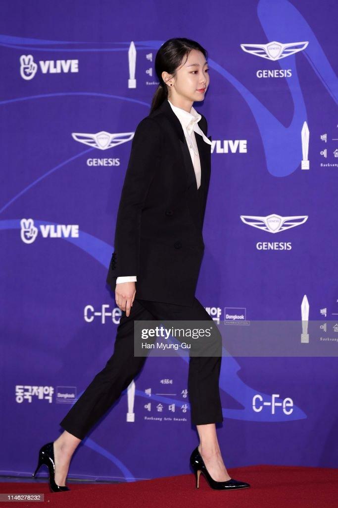55th Baeksang Arts Awards In Seoul : News Photo