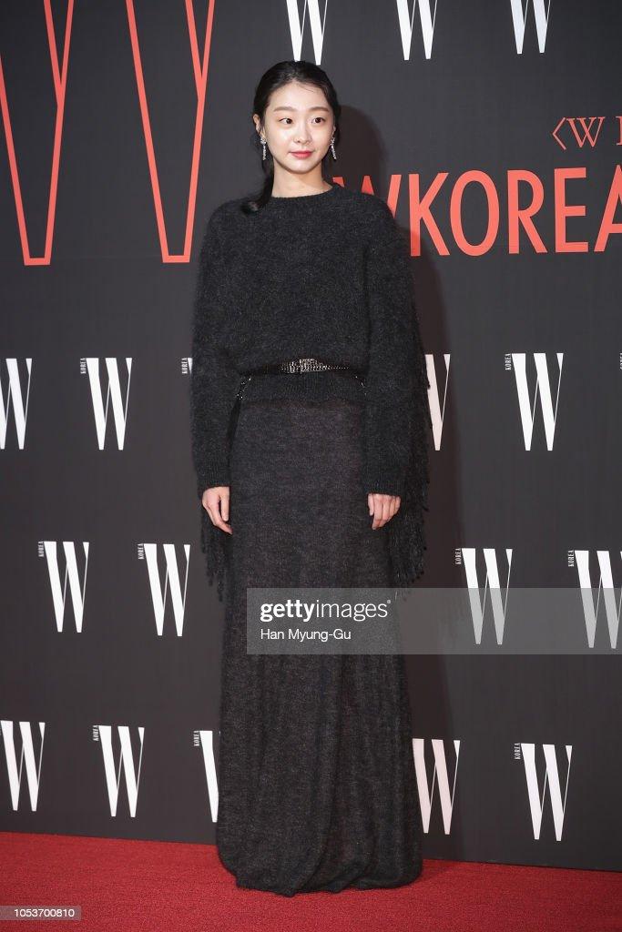 W Magazine Korea Love Your W - Photocall : News Photo