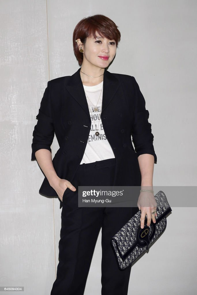 Dior 2017 S/S Collection - Photocall
