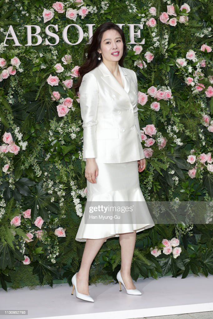 "KOR: LANCOME ""Absolue"" Launch - Photocall"