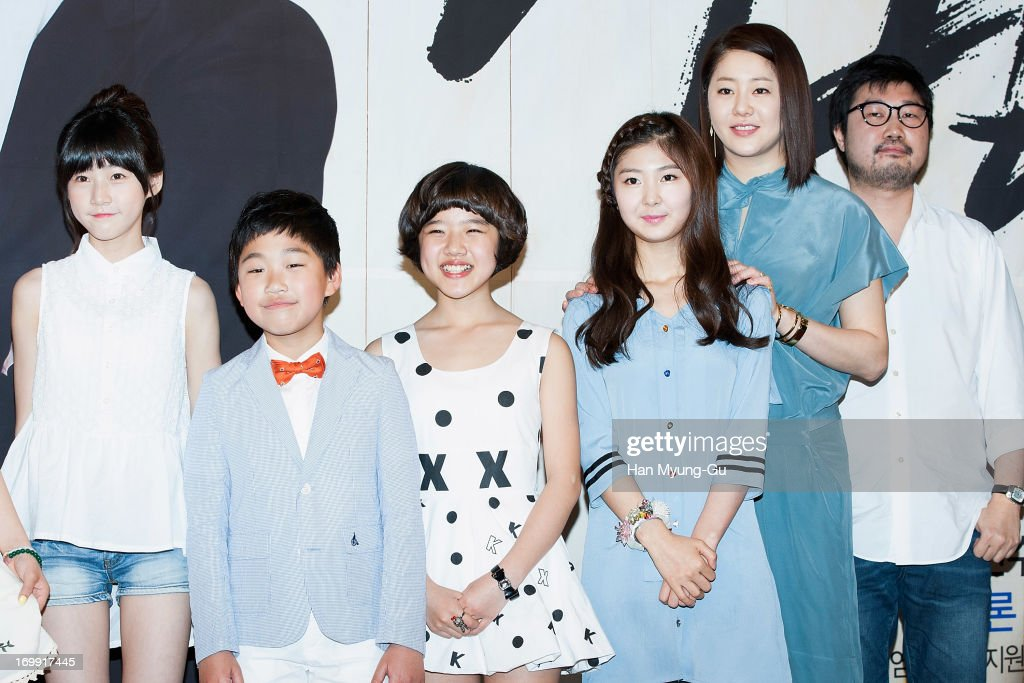 South Korean actress Ko Hyun-Jung and Guest attend the MBC Drama
