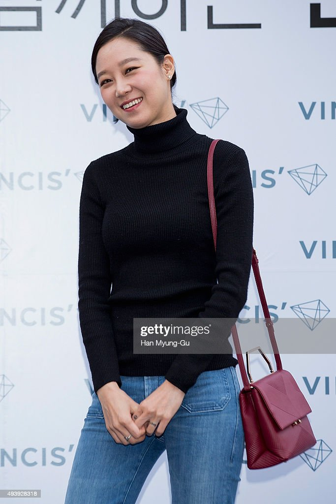 Kong Hyo-Jin Autograph Session For VINCIS : News Photo