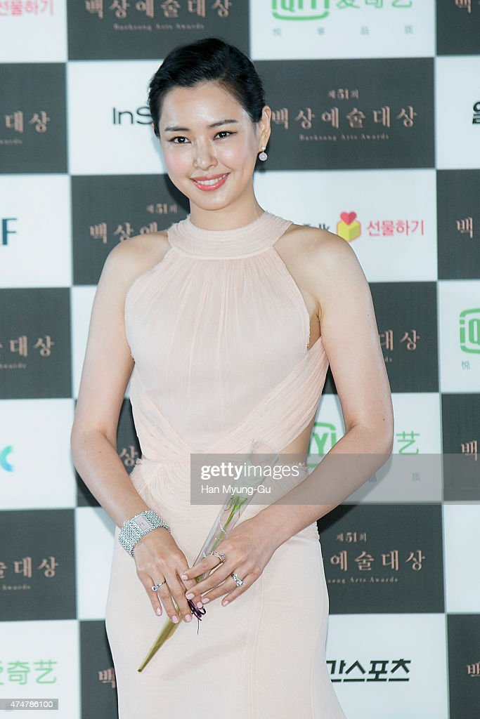 South Korean actress Lee Ha-Nee attends the 51th Baeksang