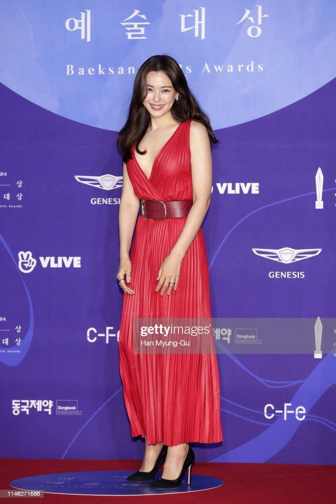 55th Baeksang Arts Awards In Seoul : ニュース写真