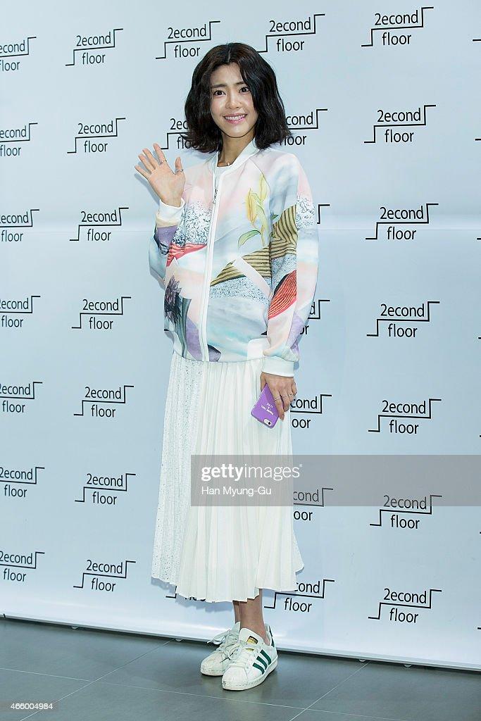 Lee Yoon-Ji Appears At 2econd Floor Shinsegae Department Store