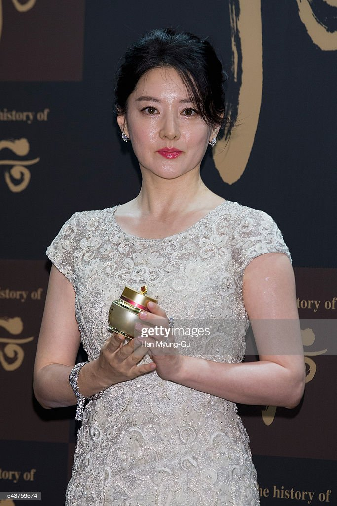 """LG Household And Health Care """"The History Of Whoo"""" Launch Party Photocall"""
