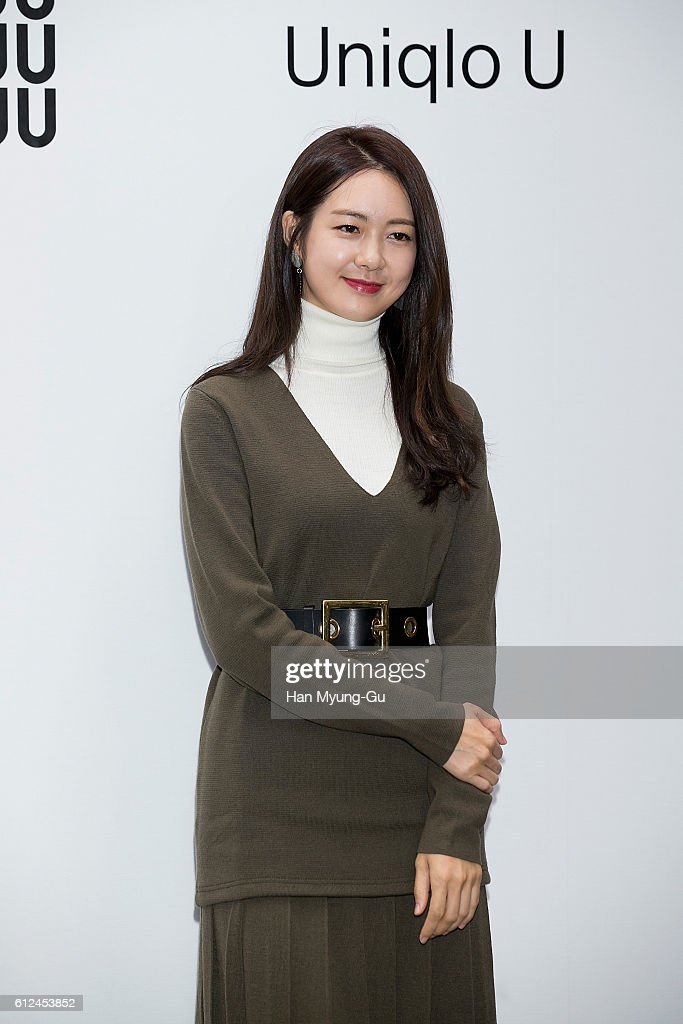 """Uniqlo U"" Collection Launch - Photocall"