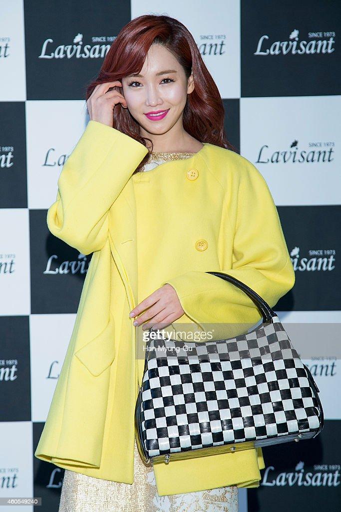 "Lee Yu-Ri Autograph Session For ""Lavisant"" : News Photo"