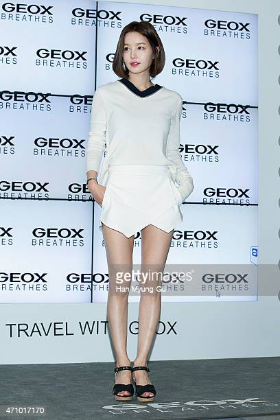 South Korean actress Nam GyuRi attends the Travel With  GEOX  at Lotte  Department Store 209f40f15973