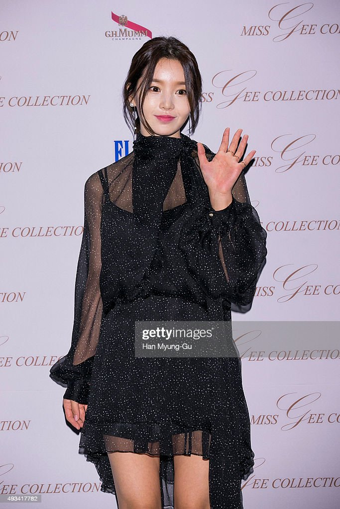 Miss Gee Collection - Photocall - HERA Seoul Fashion Week S/S 2016