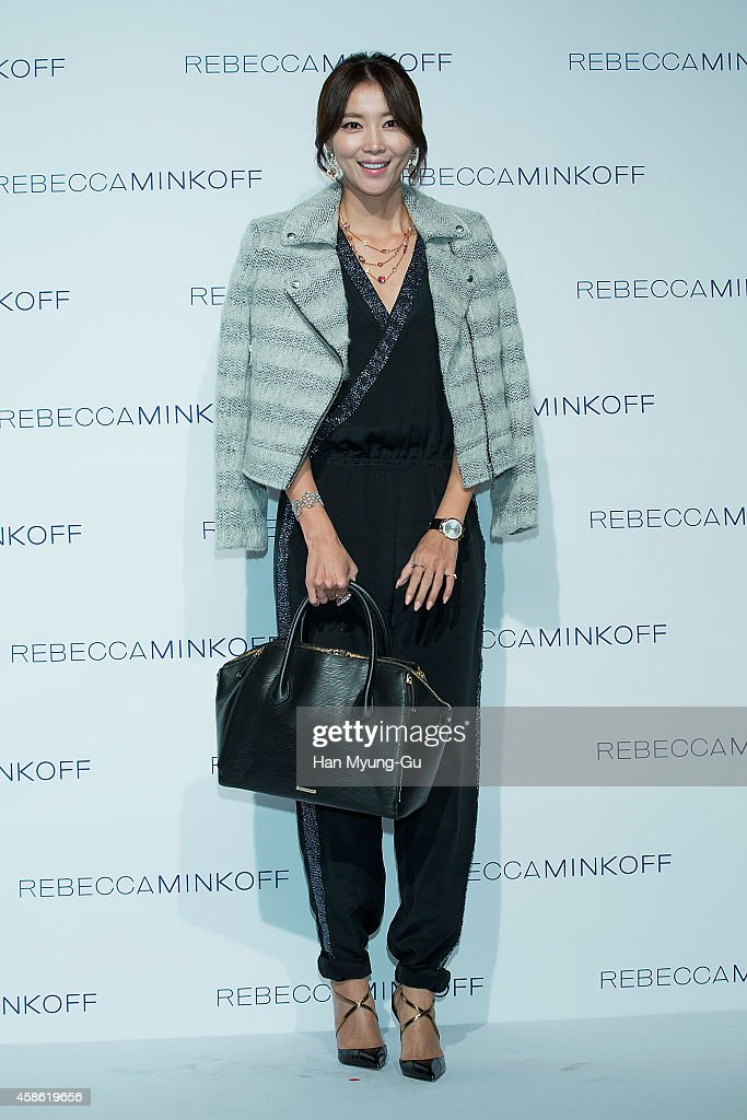 """Rebecca Minkoff"" 2015 S/S Collection Launch Party"
