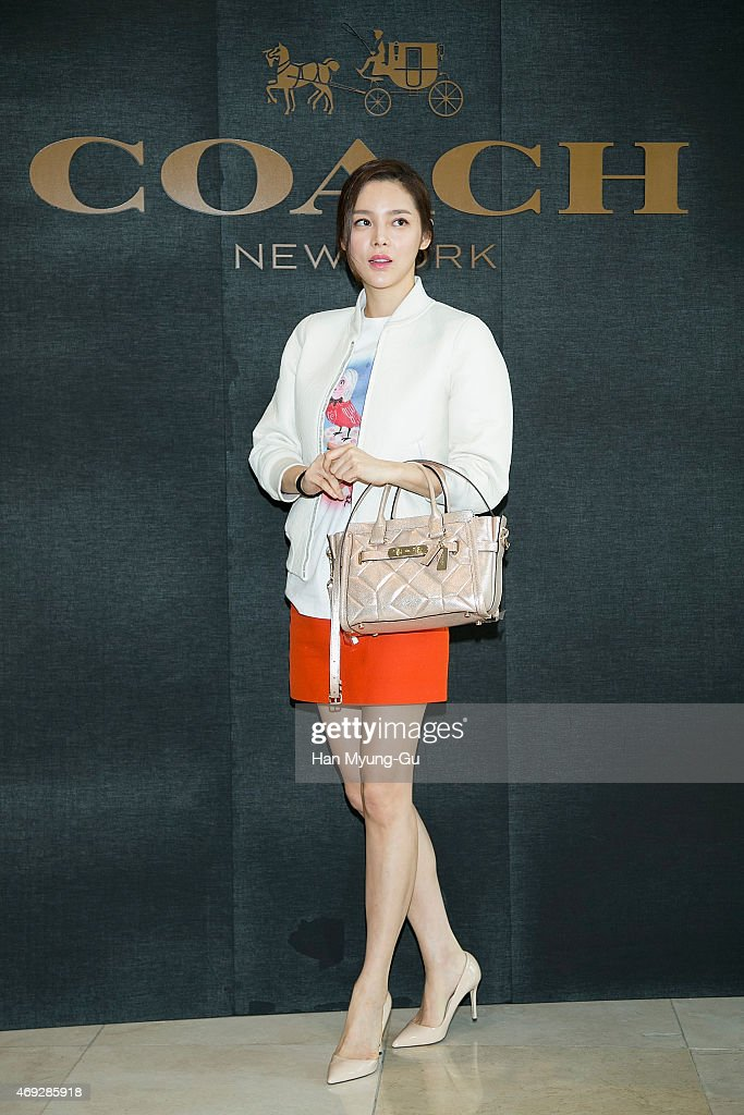 COACH At Lotte Department Store Renewal Opening