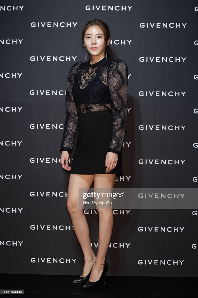 Givenchy Photocall In Seoul