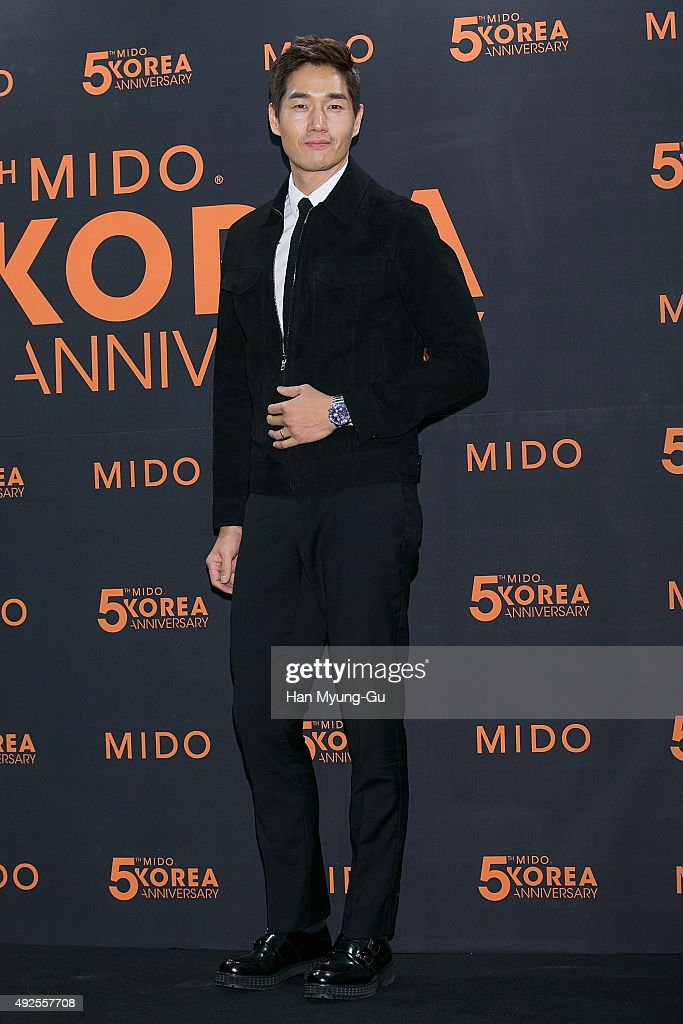 """MIDO"" Watches 5th Anniversary Korean Launch - Photocall"
