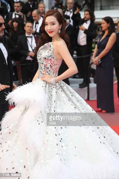 South Korean actress/singer Jessica Jung attends the opening ceremony and screening of 'The Dead Don't Die' during the 72nd annual Cannes Film...