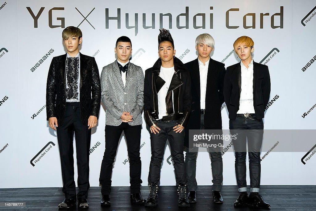 Hyundai Card Collaboration With YG Entertainment