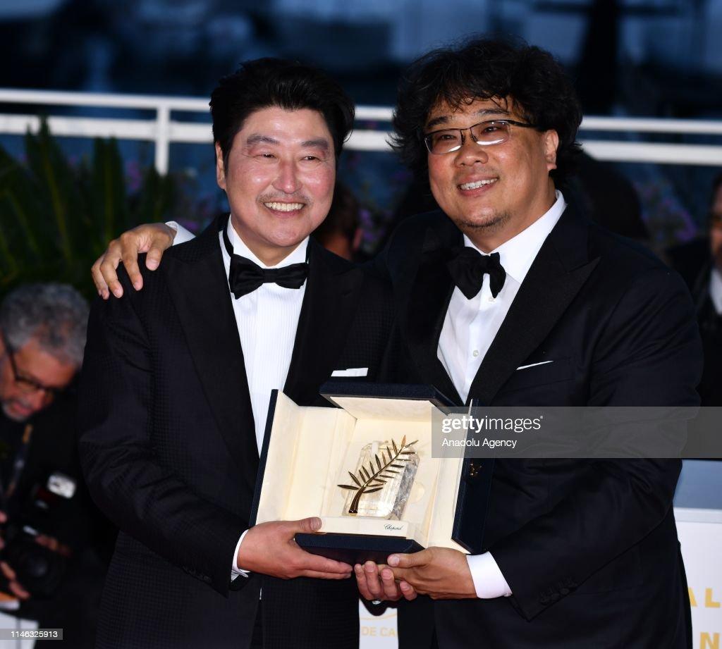 72nd Cannes Film Festival, award winners photocall : Nieuwsfoto's