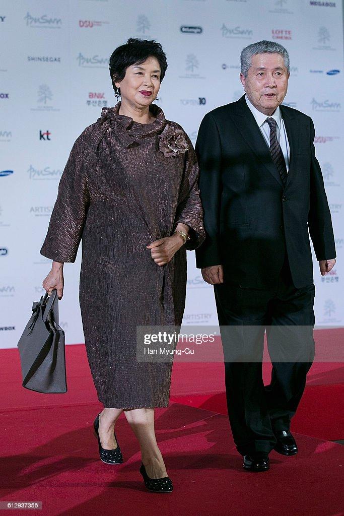 The 21st Busan International Film Festival - Opening
