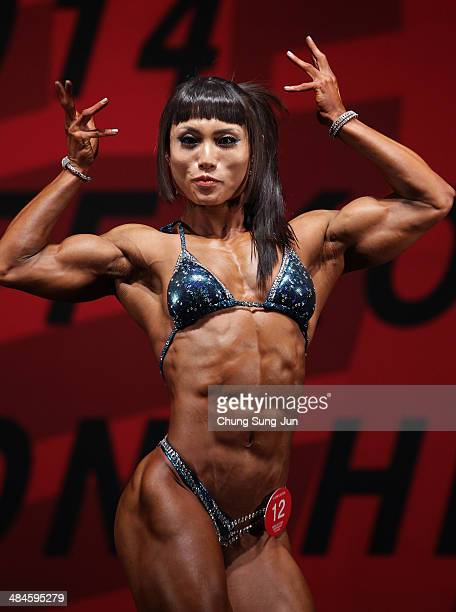 australian female bodybuilder