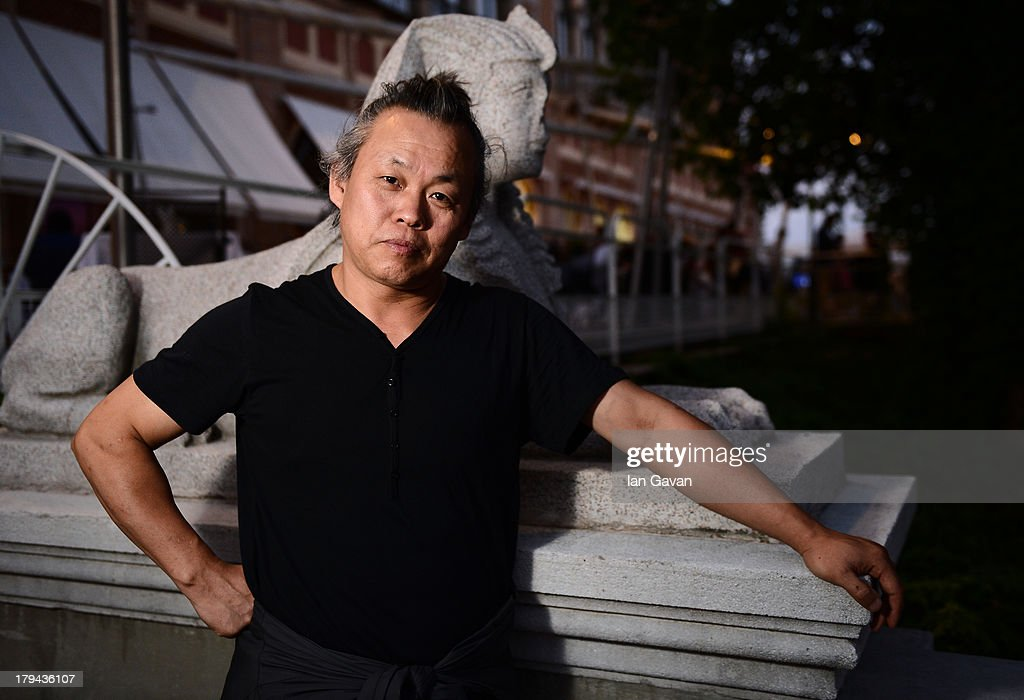 Kim Ki-Duk Portrait Session - The 70th Venice International Film Festival
