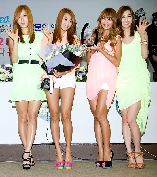 KOR: Sistar Appointed As Goodwill Ambassador For 2012 K-Pop Cover Dance Festival