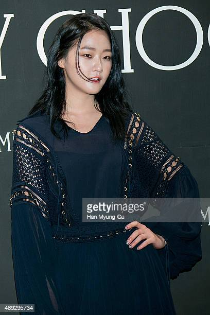 edb2579b564 South Korean model Kang SeungHyon attends the  Jimmy Choo  Moments In Style  Party on