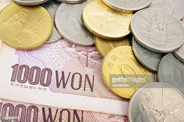 South Korean Geld