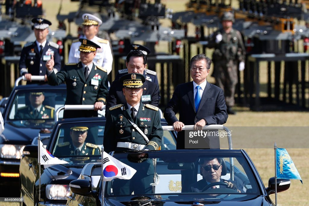 69th South Korea Armed Forces Day