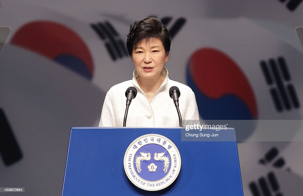 South Korea Marks The 69th Independence Day