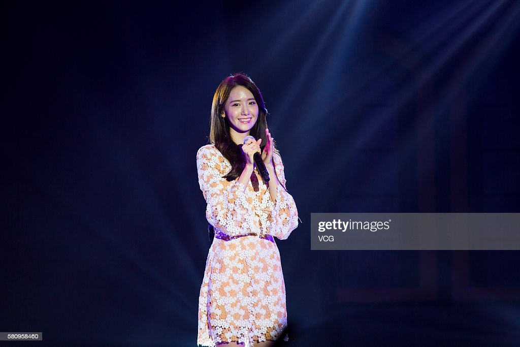 Im Yoona Holds Fan Meeting In Chongqing